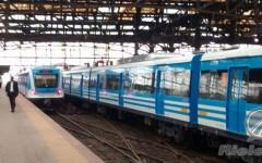 Gobierno lanza licitación para renovación de vías del ferrocarril Roca