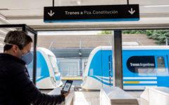 El nuevo sistema para viajar en tren arrancó con poco más de 680 reservas