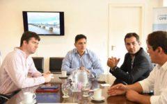 San Luis y Nación trabajan en conjunto en el desarrollo del transporte de cargas