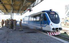 Ferrourbano: Nación y municipio firmarán un convenio para ponerlo en marcha